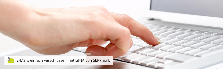 SEPPmail GINA Verschluesselung