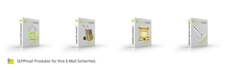 SEPPmail Produkte